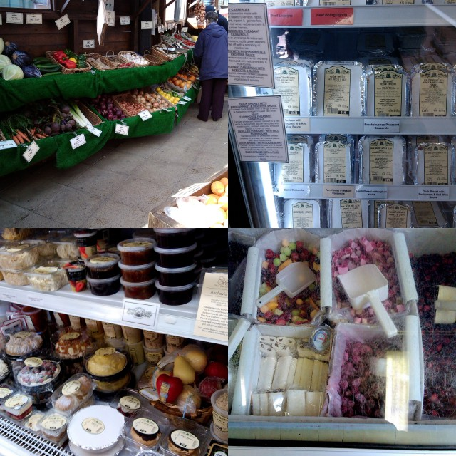 Brockbushes Farm Shop
