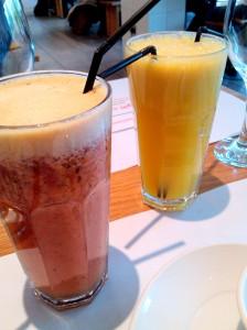 wagamama juices