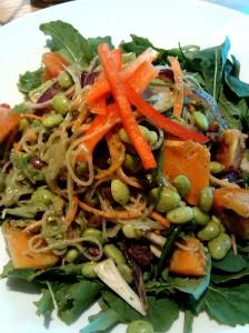 wagamama salad 1