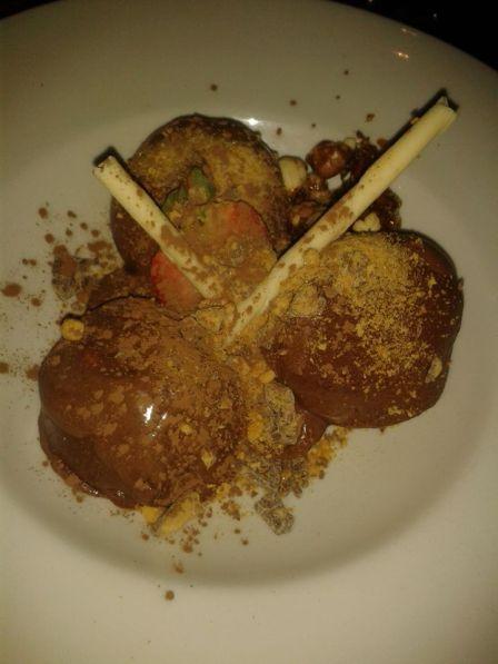 Scalinis dessert