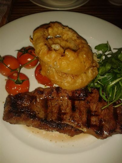 Scalinis steak